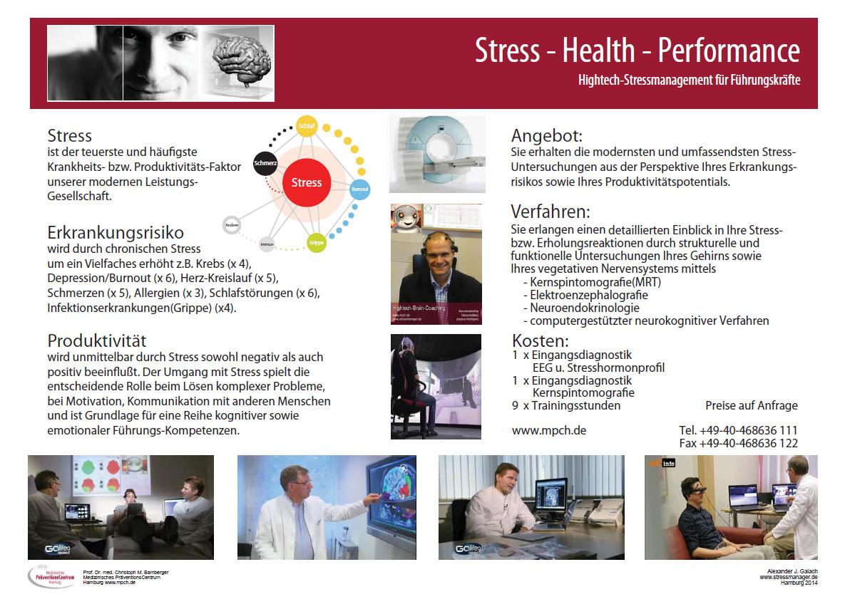krankheit wegen stress